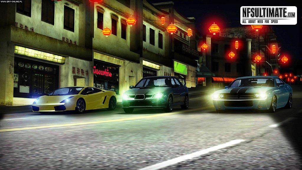 Скриншоты Need for Speed Carbon Микпортал - Игры, Кланы, Социальная сеть.